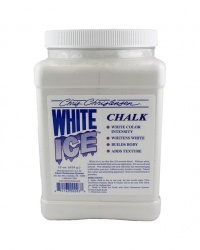 Chris Christensen White Ice Chalk Белая пудра для шерсти 624 гр