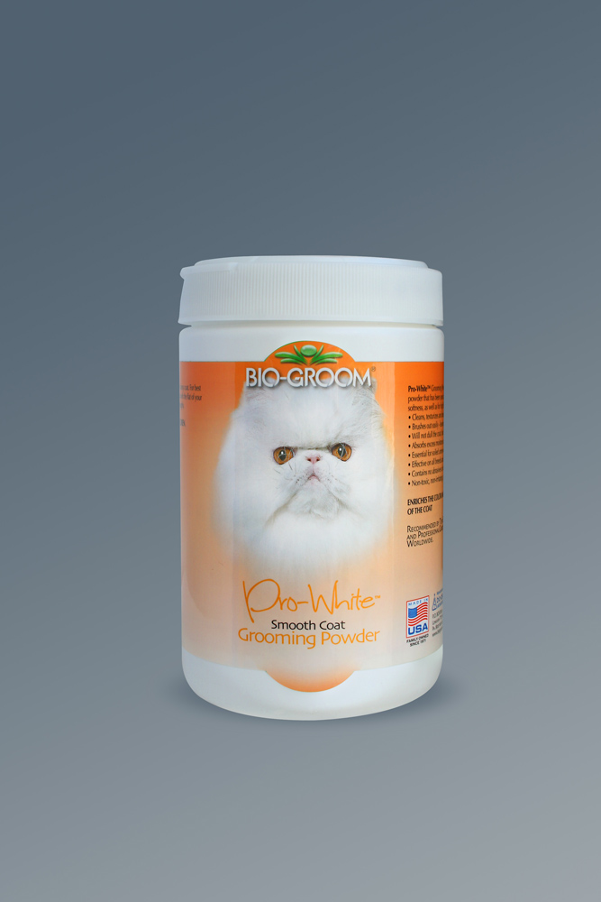 Bio-Groom Pro-White Smooth Мягкая пудра